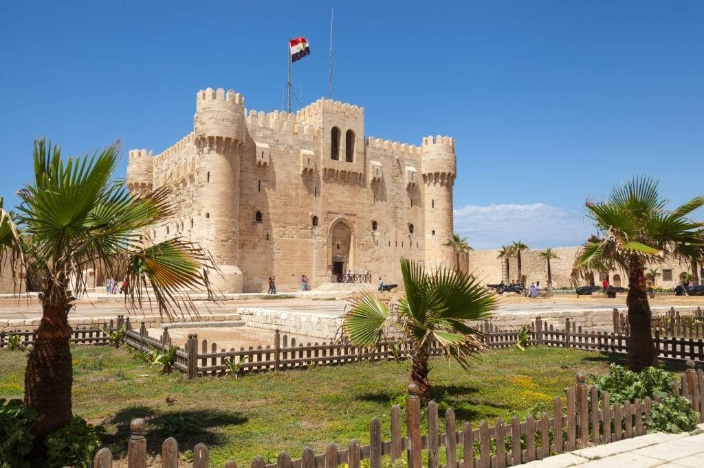 The Second Day Visit Alexandria Tourist Attractions