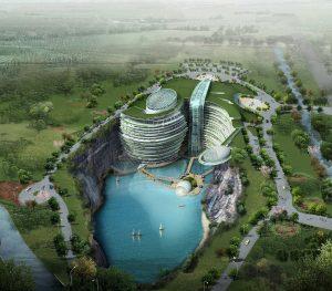 InterContinental Shanghai Wonderland in China