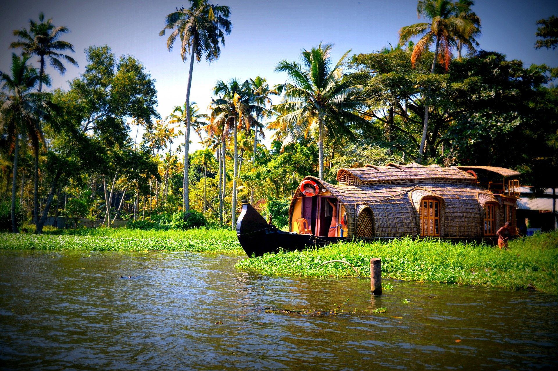 Tourist Places at Kerala