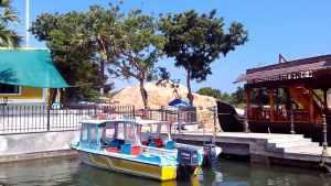 Chunnambar Boathouse