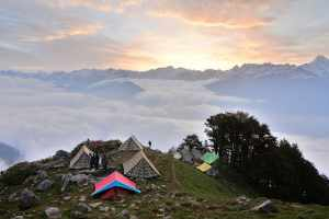 Manali - best place to visit in January