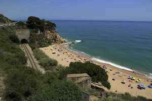 Playa de Les Roques