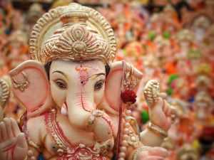 Ganesh Chaturthi - national festivals of India