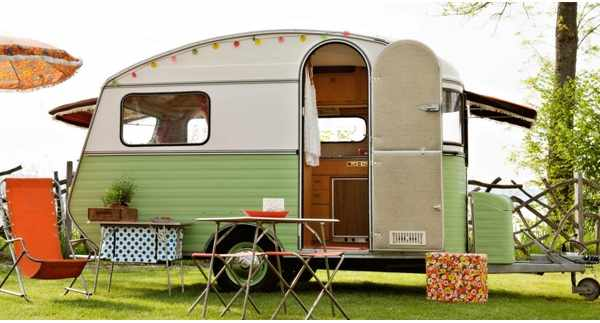 The Popularity of Vintage Camper Trailers