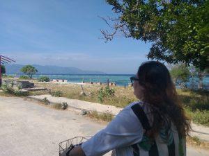 Cycling in Bali